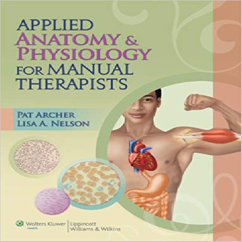 کتاب Applied Anatomy & Physiology for Manual Therapists