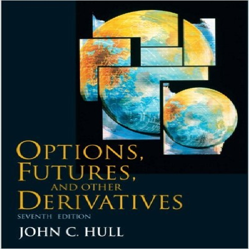 کتاب Options Futures and Other Derivatives