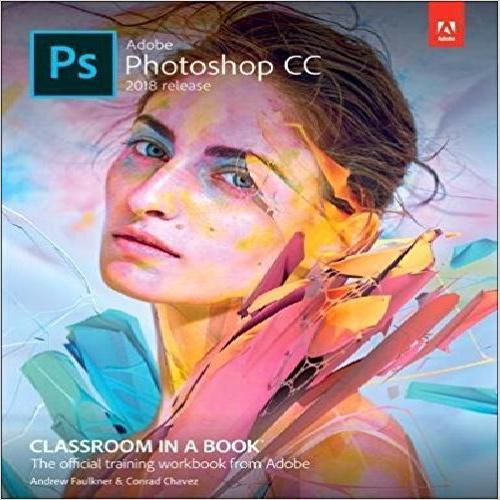 1964048 کتاب رسمی اموزش Adobe Photoshop 2018
