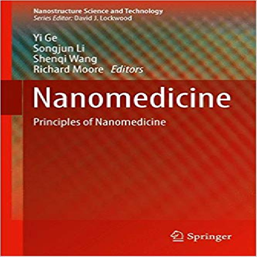 کتاب : نانوپزشکی ( Nanomedicine: Principles and Perspectives )